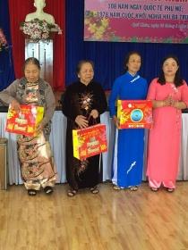 Mít Tinh kỷ niệm 108 năm ngày quốc tế Phụ nữ