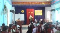 Hội nạn nhân chất độc da cam xã Quế Châu gặp mặt kỷ niệm 55 năm ngày thảm họa Da cam Việt nam
