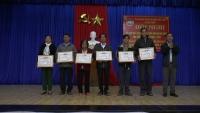 Hội nghị UBMTTQVN xã Quế Châu lần thứ IX, nhiệm kỳ 2014 - 2019