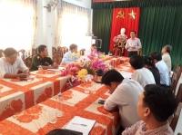 Quế Sơn họp BCĐ phòng, chống dịch bệnh Covid-19