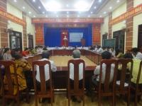 """Quế Sơn: Tọa đàm trách nhiệm của Ban công tác Mặt trận trong xây dựng """"khu dân cư nông thôn mới kiểu mẫu"""""""