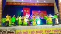 Thôn Khánh Đức xã Quế Châu tổ chức đêm văn nghệ mừng Đảng mừng Xuân Bính Thân 2016