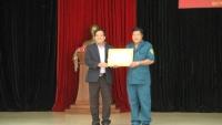 UBND huyện Quế Sơn Hội nghị tổng kết nhiệm vụ quốc phòng, quân sự địa phương năm 2017 và triển khai phương hướng, nhiệm vụ năm 2018