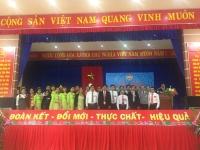 Ủy ban Mặt trận Tổ quốc Việt Nam xã Quế Châu, huyện Quế Sơn long trọng tổ chức thành công đại hội đại biểu lần thứ XI,  nhiệm kỳ 2019 – 2024.